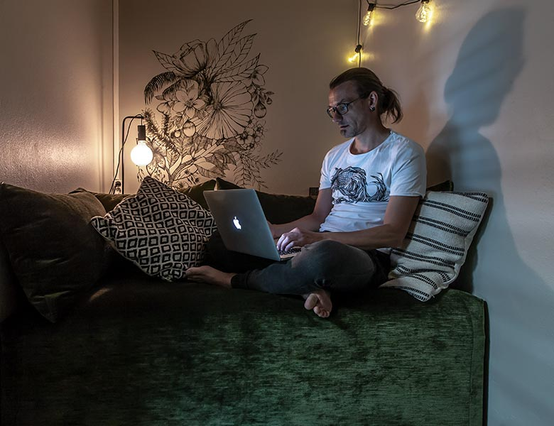 Kun palaveripöytä ahdistaa, mutta tunnelmavalaistus ei